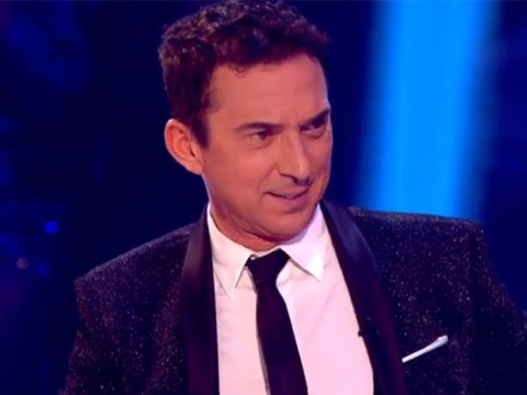 Strictly's Bruno Tonioli fell off his chair for the first time this series