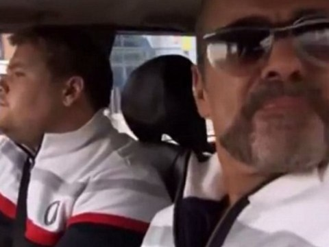 WATCH: Remember George Michael in the first ever Carpool Karaoke video?