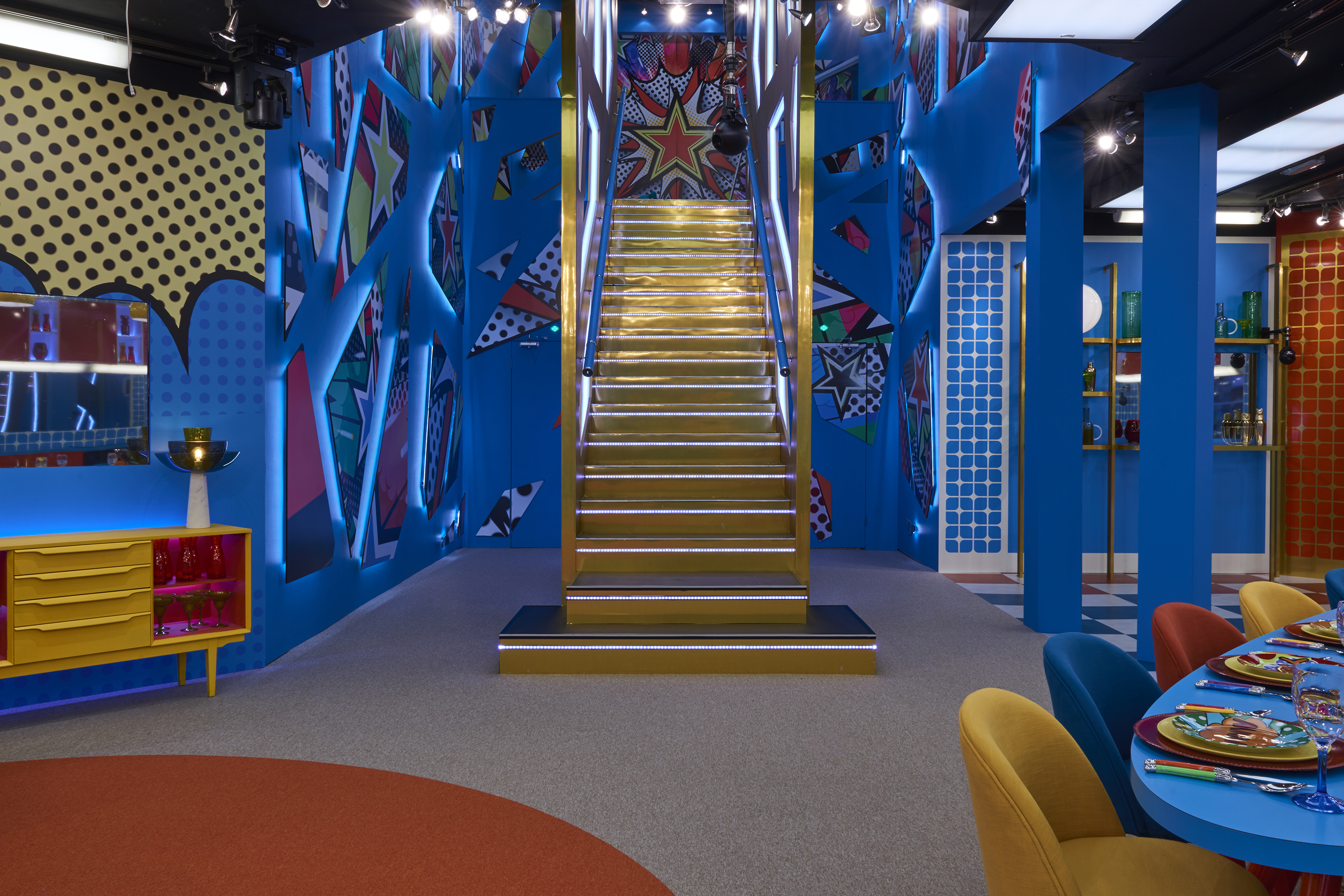 Celebrity Big Brother 2017 - House