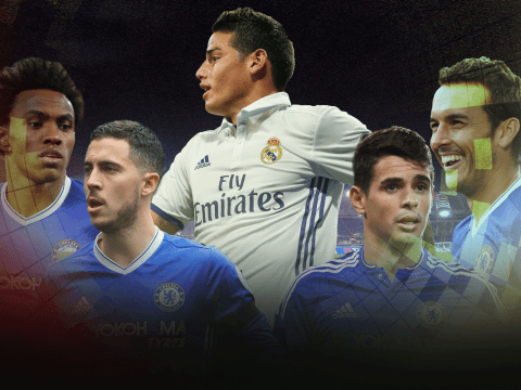 Is James Rodriguez an upgrade on Chelsea's current forwards or an unnecessary luxury?