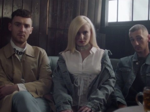 Clean Bandit are new favourites to bag the Christmas number one