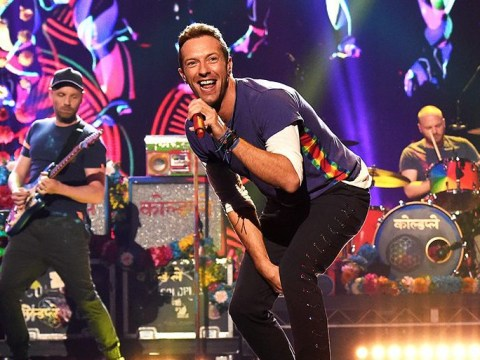 And the most-streamed band in the world is…. Coldplay