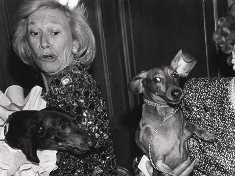 These photos of fancy upper class parties are all the New Year's Eve inspiration you need