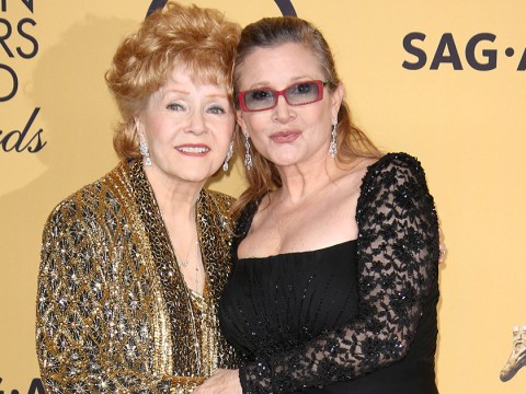 Carrie Fisher's mum Debbie Reynolds has been taken to hospital 'with possible stroke'