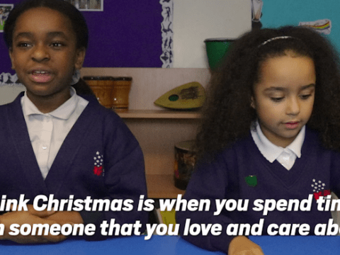 We asked kids to explain what Christmas is and their answers are adorable