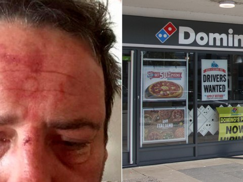 Domino's Pizza manager beat and strangled customer in row over toppings