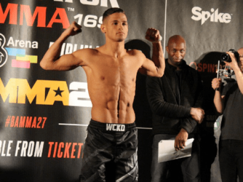 MMA fight fans urge Tom Duquesnoy to join the UFC after latest BAMMA display