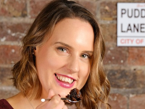 Frances Quinn talks Christmas puddings, Christmas Bake Off and why the show won't be the same on Channel 4
