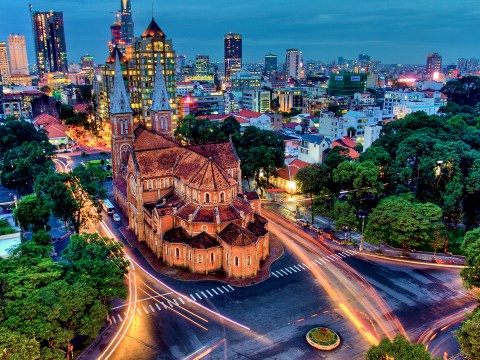 How to enjoy a city break in Ho Chi Minh for just £15 a day