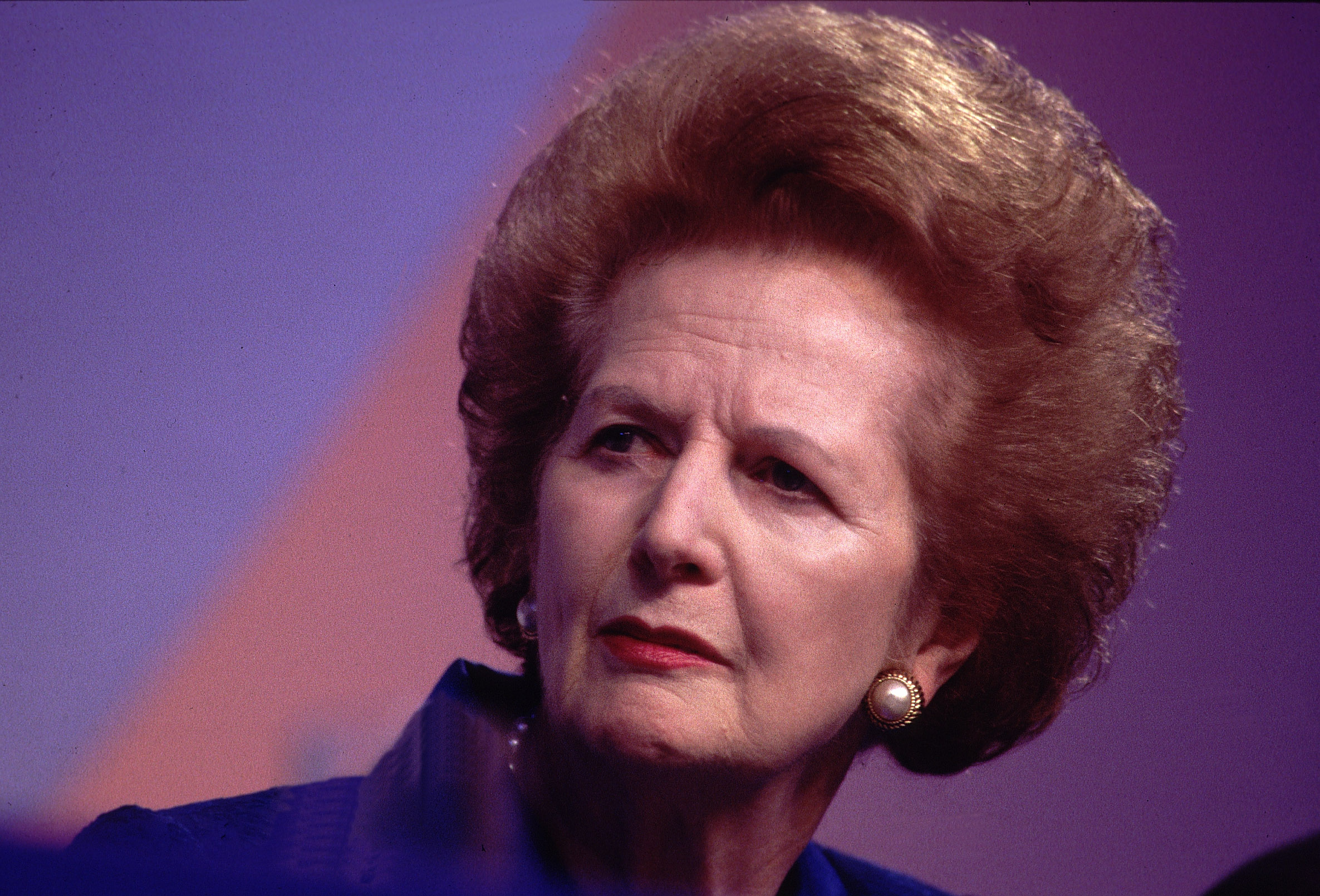 Margaret Thatcher named most influential woman of last 70 years