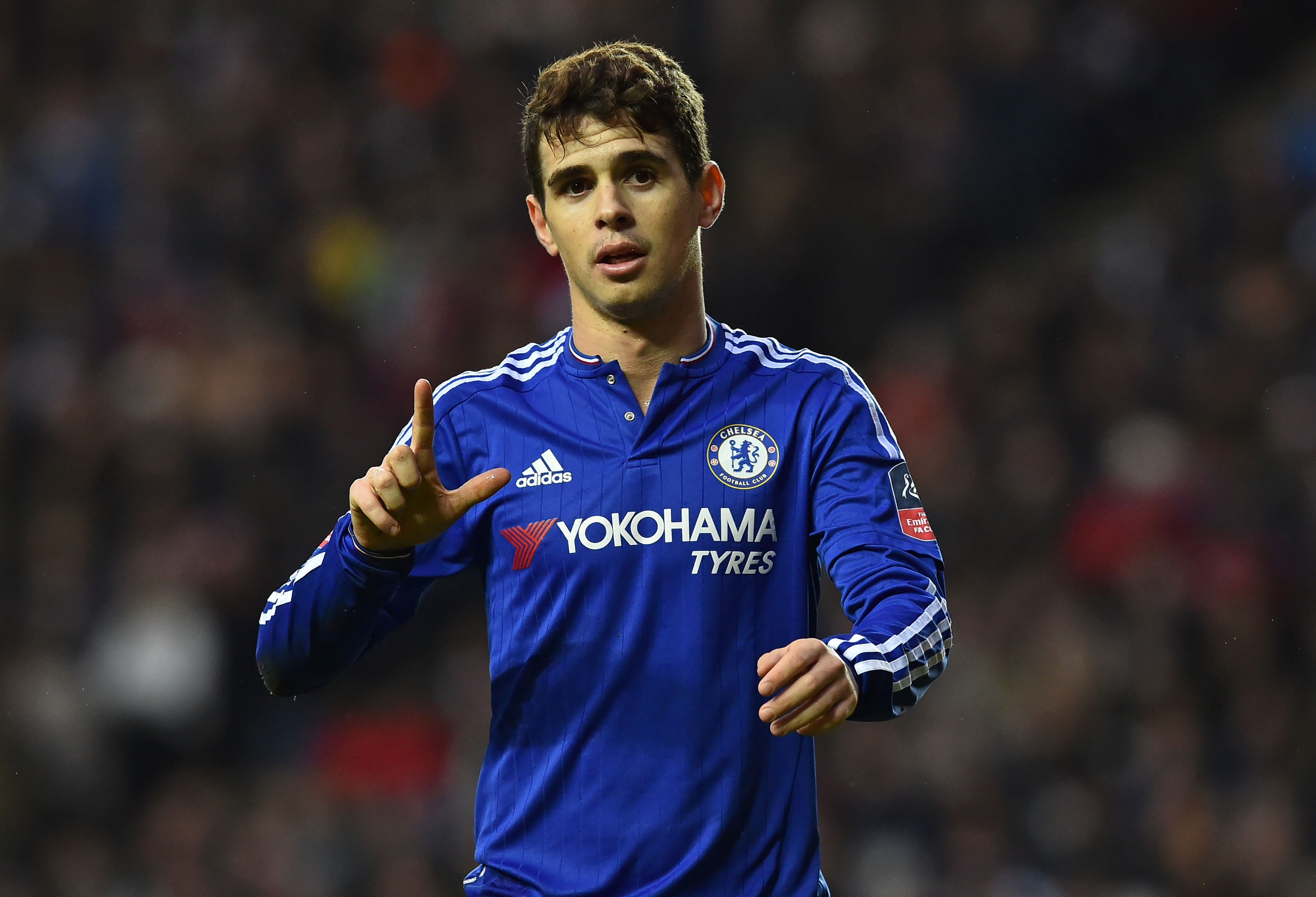 John Obi Mikel pays tribute to Oscar after his £60m Chelsea exit