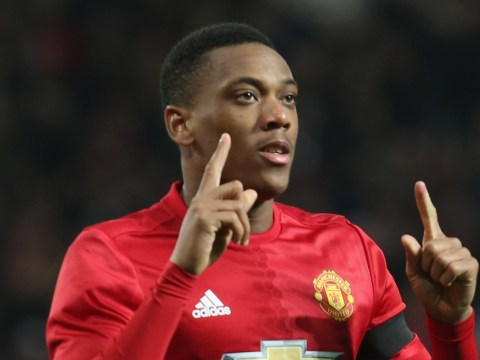 Manchester United receive loan offers from West Ham for Anthony Martial and Marcus Rashford
