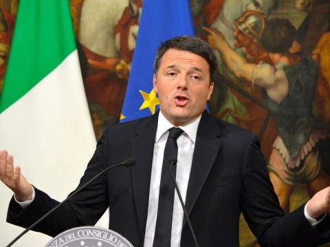 What is the Italian referendum about?
