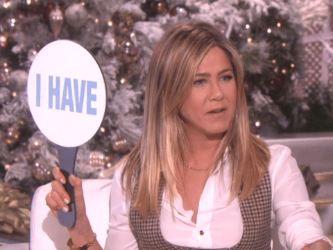 Rachel got off on a plane: Jennifer Aniston admits joining mile high club in cockpit (with a pilot and co-pilot)