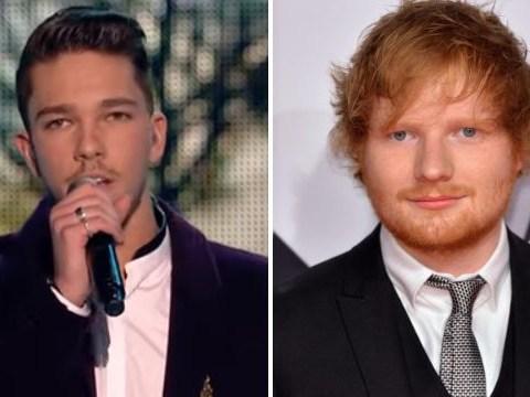 Ed Sheeran fans raging he didn't keep X Factor winner's single for himself