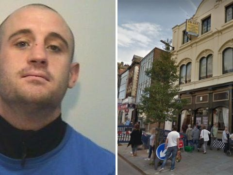 Man jailed for 11 years after biting stranger's entire lip off in row over pizza