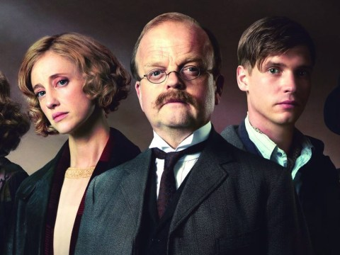 Toby Jones on Christmas drama The Witness For The Prosecution: 'This is much darker than Agatha Christie has ever been before'