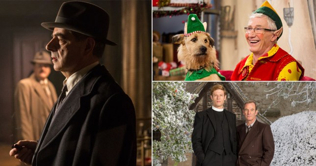 ITV Christmas highlights