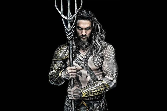 Jason Momoa's Aquaman has been given a new release date (Picture: Warner Bros)