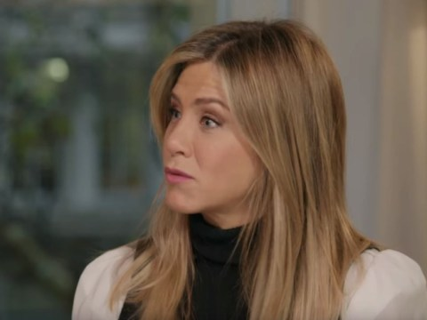 Jennifer Aniston has made a very good point about why Friends can't be rebooted and it's made us feel sad