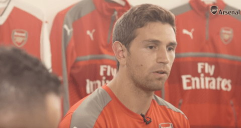 Emiliano Martinez: Manuel Almunia is the only player I've played with at Arsenal who I wouldn't mess with