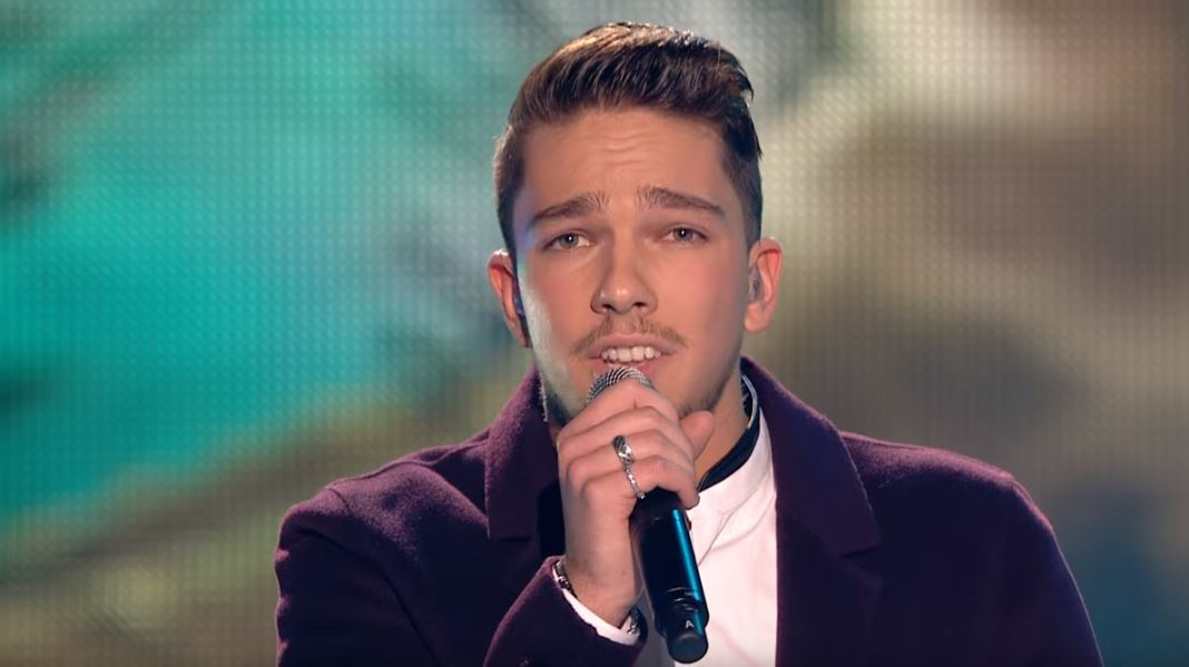 Matt Terry soars into the top three with his debut single – but is beaten by Louis Tomlinson