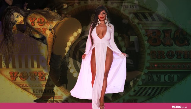 Is 'Miss BumBum' joining CBB?