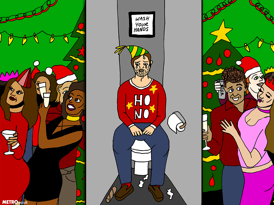 How to negotiate Christmas with social anxiety
