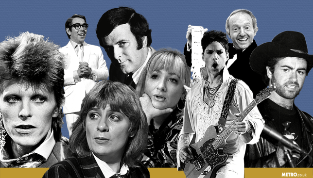 Why are so many stars dying in 2016? Picture: REX Features - Credit: METRO.co.uk/mylo