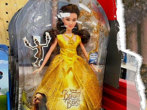 Emma Watson's singing in Beauty And The Beast accidentally leaked in Toys R Us blunder