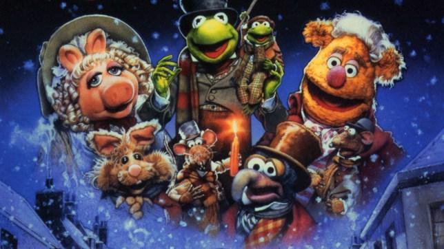 Muppet Christmas Carol Vhs.Michael Caine Sings In The Muppet Christmas Carol Deleted