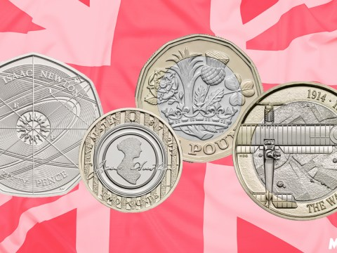 New coins for 2017 honour historical figures including Jane Austen