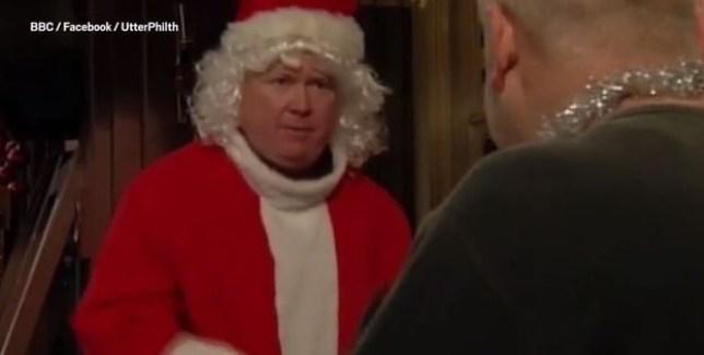 Christmas Parody.Have A Mitchy Christmas Festive Phil Mitchell Parody Is