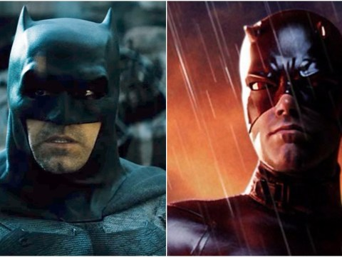 Ben Affleck reveals he took on a Batman movie because he hates Daredevil 'so much'