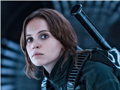 Nude movie and TV scenes starring Rogue One's Felicity Jones are being shared on porn sites