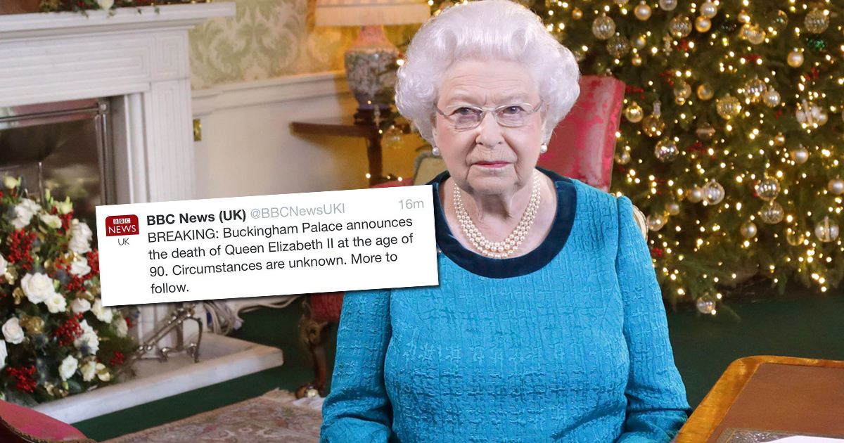 Is the Queen dead? No, Buckingham Palace confirms | Metro News