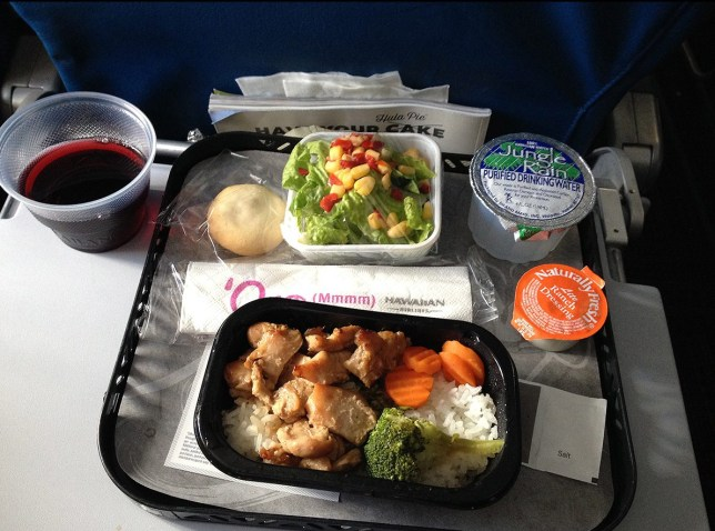 Passengers could be profiled if they order halal meals