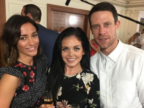 I'm A Celebrity 2016 campmates reunite at show after-party to celebrate Scarlett Moffatt's win