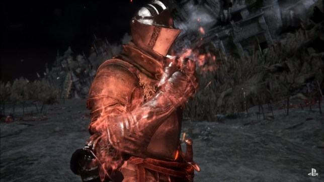 Dark Souls III - ash seeketh ember