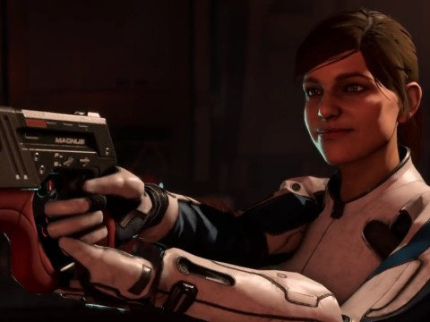 BioWare hints at animation patch for Mass Effect: Andromeda