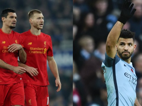Liverpool defender Ragnar Klavan has no special plan to deal with Sergio Aguero