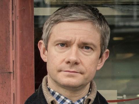 Martin Freeman is fueling those 'end of Sherlock' rumours again
