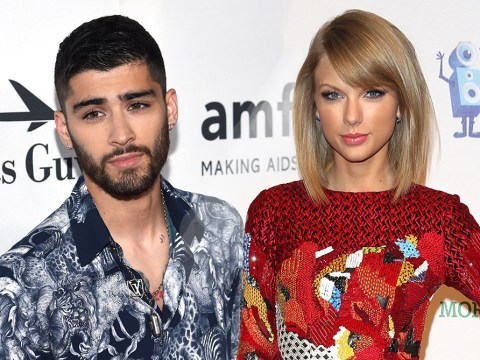 Taylor Swift and Zayn Malik release acoustic versions of their track I Don't Wanna Live Forever