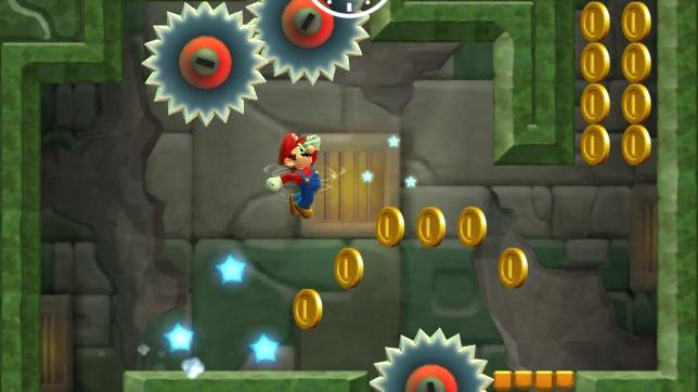 Super Mario Run - a proper Mario game