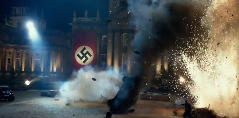 Transformers and Nazis? Who knew. (Picture: Paramount/YouTube)