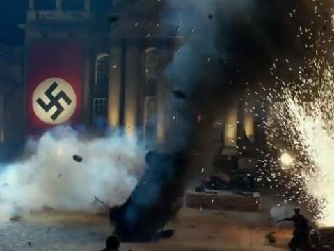 The teaser for Transformers: The Last Knight is here in all its Nazi-filled glory