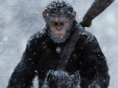War For The Planet Of The Apes trailer lands online and everyone's going bananas