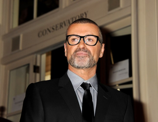 George Michael died in December (Picture: Getty Images)