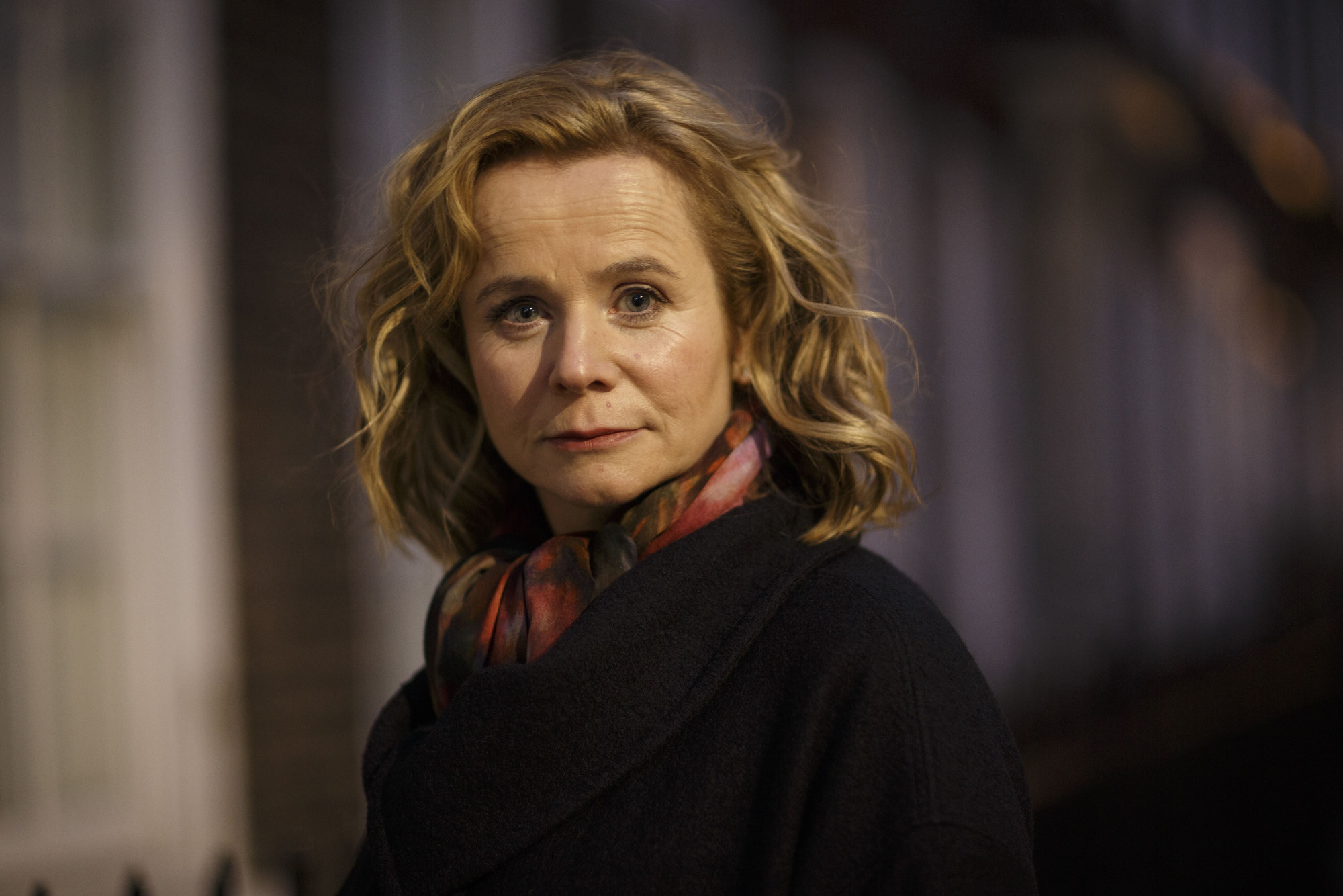 Programme Name: Apple Tree Yard - TX: n/a - Episode: Apple Tree Yard - portraits (No. 1) - Picture Shows: Yvonne Carmichael (EMILY WATSON) - (C) Kudos - Photographer: Nick Briggs