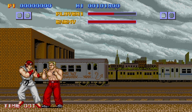 The original Street Fighter is 30 this August